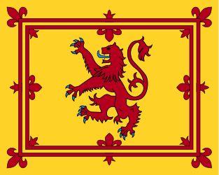Royal Banner of Scotland (4-5) - Flagge Schottlands – Wikipedia
