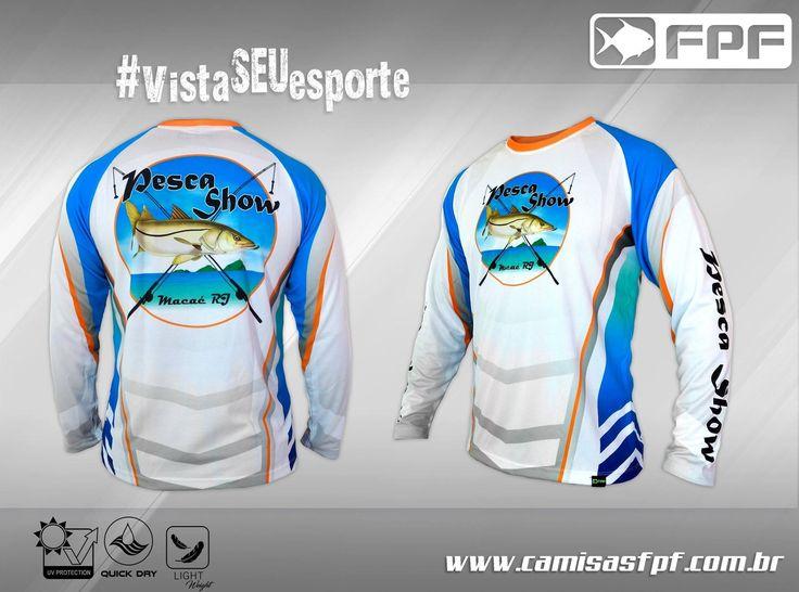 Camisa desenvolvida para equipe PESCA SHOW de MACAÉ proteçãouv#equipepescashow#Camisasdepesca #CamisasFPF #FPF #furiouspampo #furiouspampofishing #caiaque #caiaqueiros #rj #errejota #protecaouv #protecaosolar #pesca #pescaria #pescador #amantesdomar #uv #brasil #esportenomar #pescashow #vistaSEUesporte #mar #aguasalgada #brasil