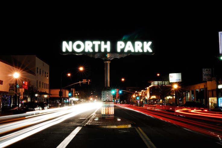 N Park. Love SD