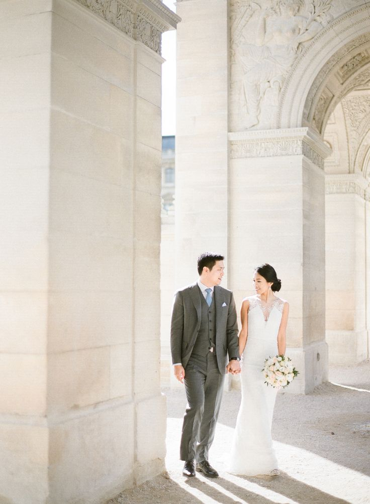 Hong Kong natural style wedding photographer - paris engagement shoot-22