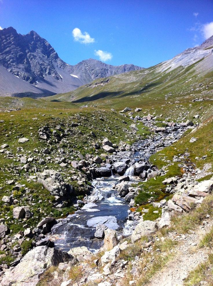 Around Puy Saint Vincent, Alpes , France