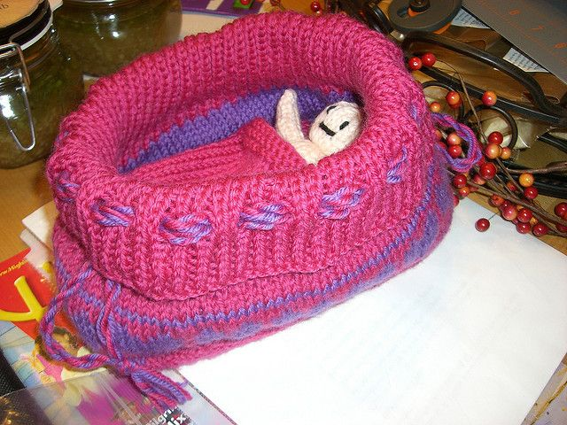 17 Best images about cradle purse on Pinterest Crochet ...