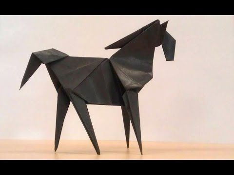 In this tutorial I will show you how to make an amazing origami horse. It takes about 25 minutes.