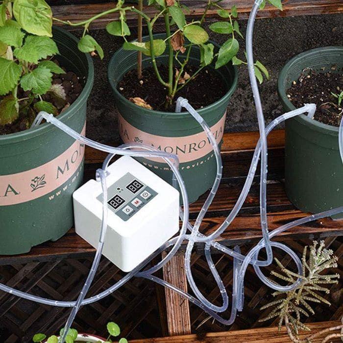 Drip Watering System, Garden Watering System, Automatic Watering System, Drip System, Irrigation Pumps, Drip Irrigation, Water Timer, Bonsai Soil, Pot Jardin