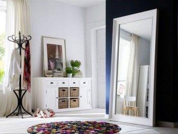 Velké zrcadlo mahagonové Halifax