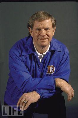 Red Miller Denver Broncos 1977-80. The famous Orange Crush defense emerged. 40-22-0. https://www.fanprint.com/licenses/denver-broncos?ref=5750