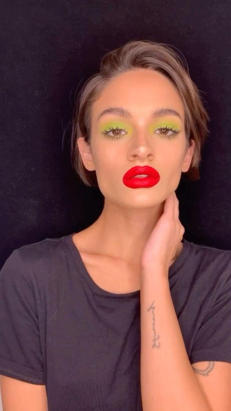Colorful Makeup, Fashion Art, Skincare, Make Up, Hair, Makeup Eyes, Artists, Skincare Routine, Skins Uk
