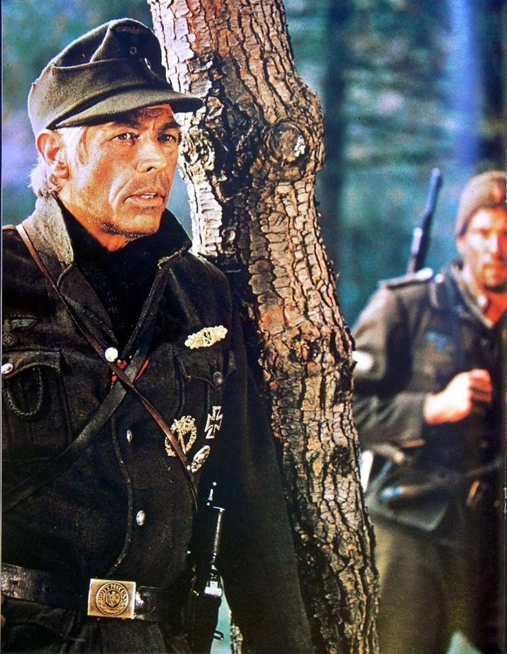 CROSS OF IRON 1977 Sam Peckinpah UK PRESSBOOK | eBay