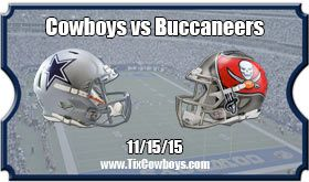 2015 Dallas Cowboys Football Tickets | Season | All Games