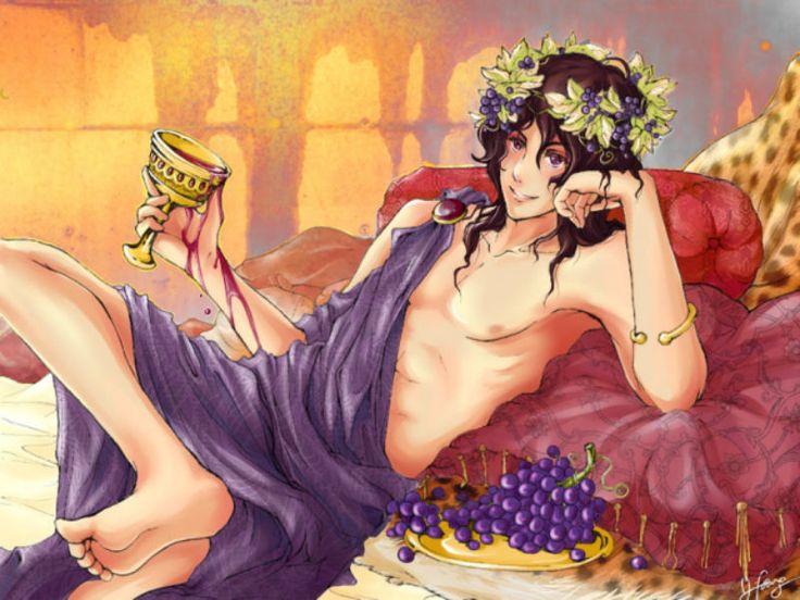 Deus grego Dionísio