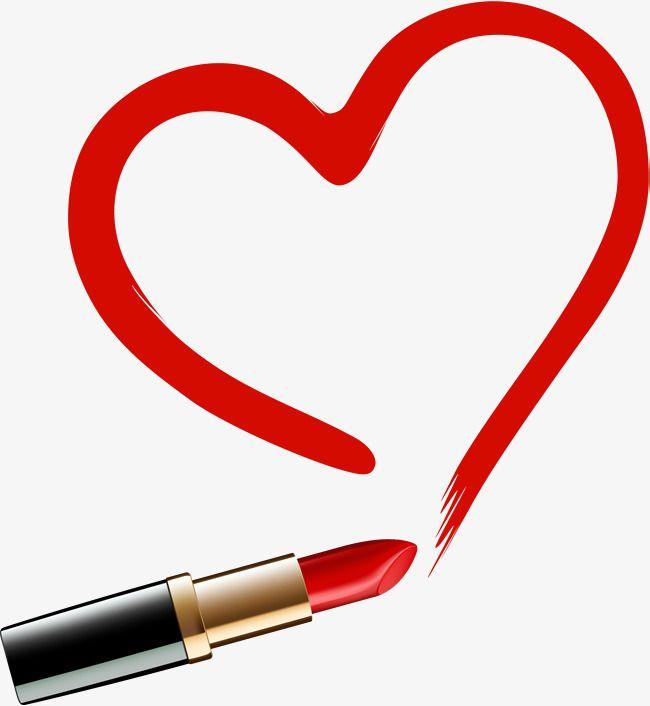 Cartoon Red Lipstick Cartoon Clipart Lipstick Clipart Cartoon Png Transparent Clipart Image And Psd File For Free Download Cartoon Makeup Lipstick Tutorial Lipstick Art