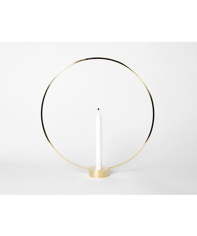 Klong Gloria liten, Candle Holder, Store, Europe, Interior, House, Circle, Shop