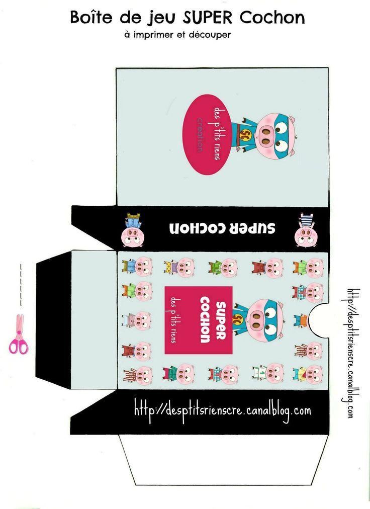 Häufig 11 best Jeux des cartes à imprimer images on Pinterest | Mini  KD99
