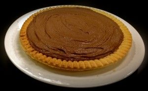 Healthy Chocolate Mousse Tart recipe. Yep, you read that correctly. No cream, sugar or butter naughtiness. Introducing the high protein, low GI, healthy (low fat) chocolate mousse.