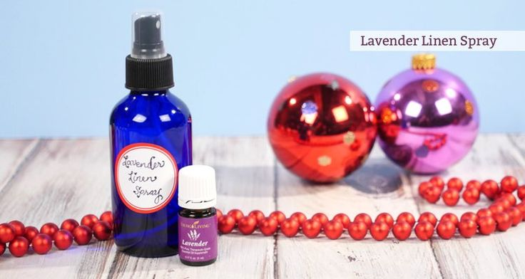 Lavender Linen Spray recipe by Mama Natural