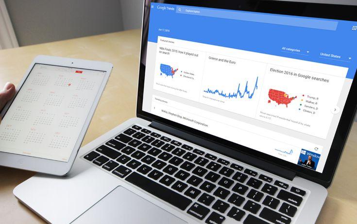 Ako môžete využiť Google Trends
