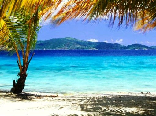 Smuggler's Cove is one of the best Beaches in Tortola