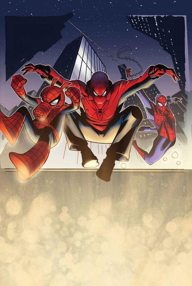 Christos Gage Talks Spider-Verse Team-Up | Comicbook.com