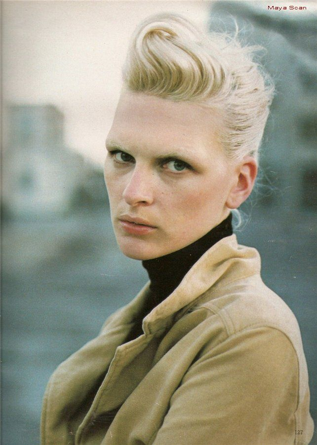 kim iglinksy by peter lindbergh for marie claire october 1996.: Wedding Inspiration, Marie Claire, Hair Art, Peter Lindbergh, Mary Claire, Kim Iglinksi, Claire October, October 1996, Oct 1996