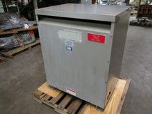 GE 75 kVA 480 to 208Y/120 9T23Q9574G03 3PH Dry Type Transformer 75KVA 208 Y 480V. See more pictures details at http://ift.tt/1Tx2eno