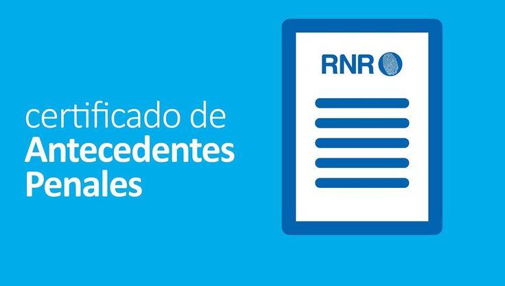 Se puede obtener on line el certificado de antecedentes penales: El Gobierno nacional anunció esta nueva modalidad para realizar el trámite.