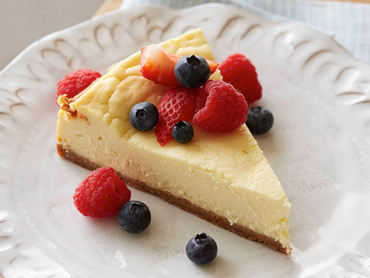 Cheesecake recipe from Food Network Kitchen via Food Network