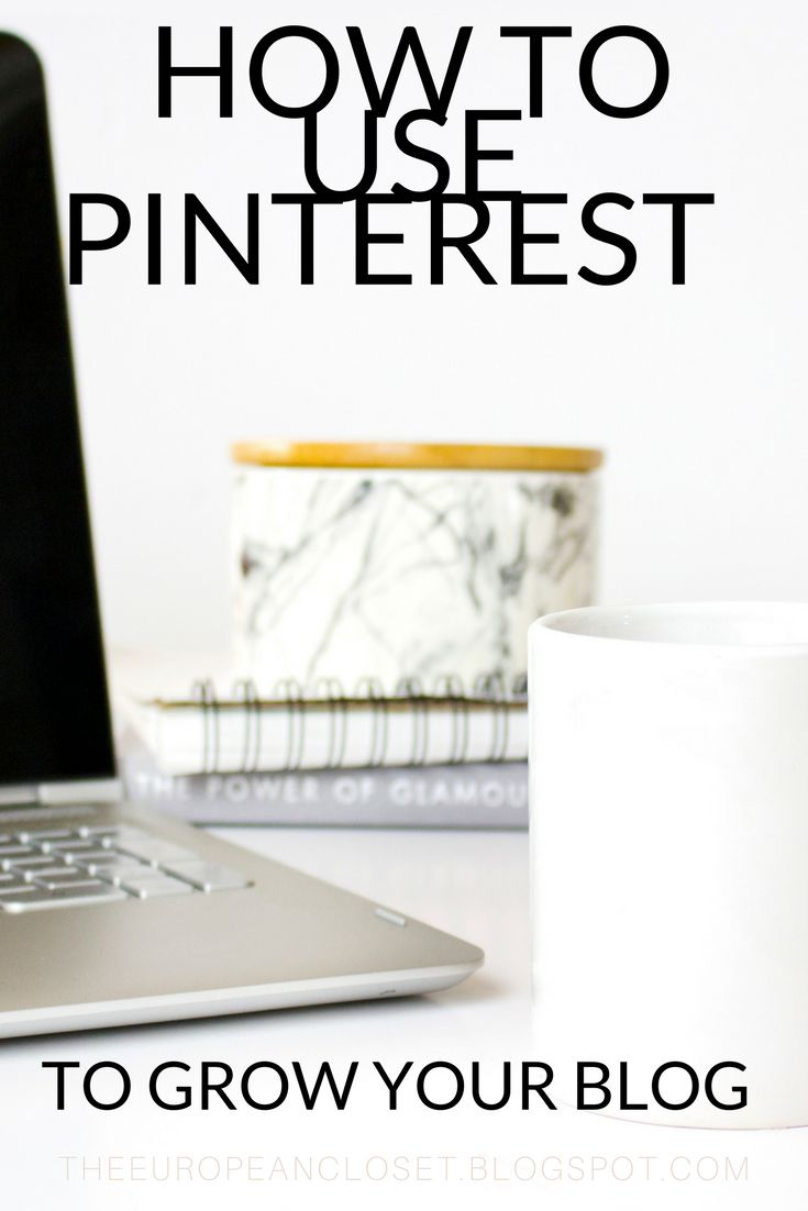 Here are 4 tips on how you can grow your blog through pinterest