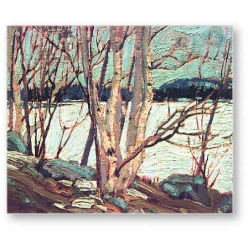 Tom Thomson - Ice Covered Lake ~ Group of Seven
