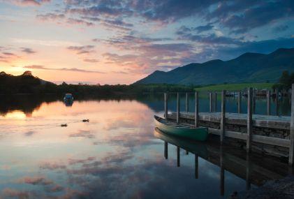 Bassenthwaite Lake, Lake District
