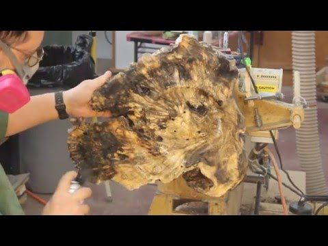Stabilized a Burl---Revisited   by Sam Angelo