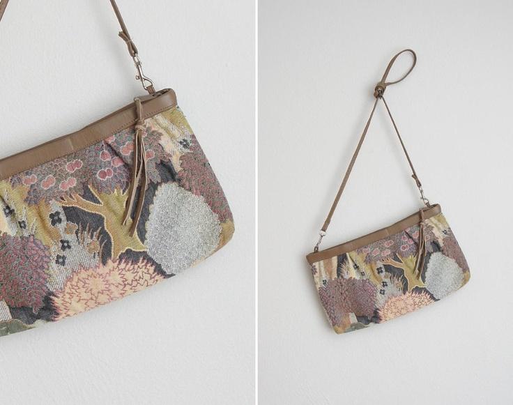 vintage tapestry purse | fig mint vintage: Tapestries Purses, Vintage Tapestries
