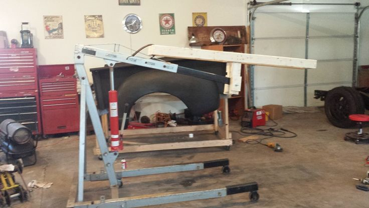 Homemade Forklift Boom : Images about gearhead tools homemade custom