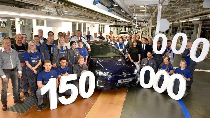 Volkswagen já fabricou 150 milhões de automóveis - EExpoNews