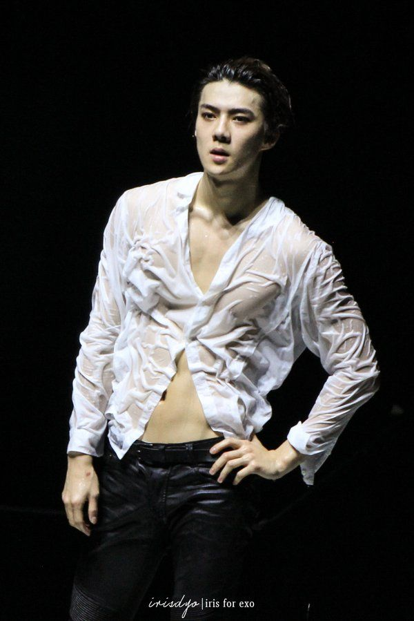62 best Sexy Sehun images on Pinterest | Sehun hot, Asian ...