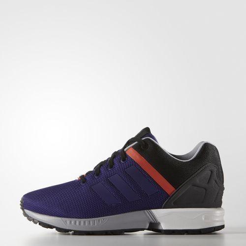 ZX Flux Split Shoes - Purple