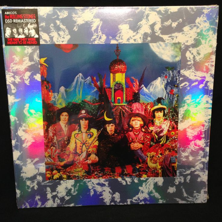 17 Best Images About Their Satanic Majesties Request On