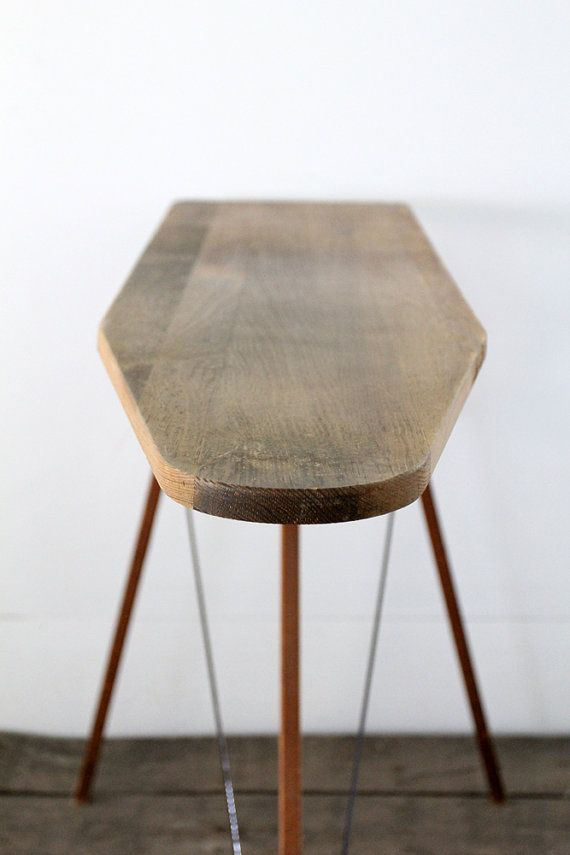 Vintage Ironing Board / Wood Ironing Table by 86home on Etsy