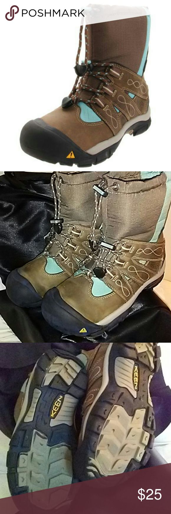 Keen Keen Brixen Waterproof Winter Boot For Women Wherever you roam, may your feet always be cozy and warm! Just keep the heavy-duty yet ultra-comfy Brixen by the door, and you're guaranteed toasty travels Keen Shoes Winter & Rain Boots