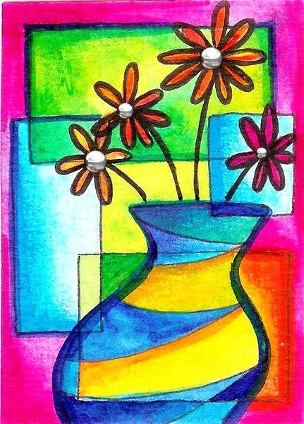 Flower Joy by Robin Mead
