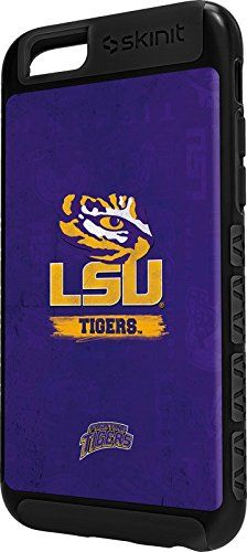 LSU iPhone 6 Cargo Case - LSU Tigers Cargo Case For Your iPhone 6. Built To Last - Tough iPhone 6 Cargo Case Made With A Double Layer Hard Shell & Rubber Liner Protection. Offically Licensed Louisiana State University (LSU) Case Design. Industry Leading Vivid Color Vinyl Print Technology. Textured Sidewalls - For Added Comfort & Enhanced iPhone 6 Grip. Precision iPhone 6 Fit - Increasing Protection Without Sacrificing Function.