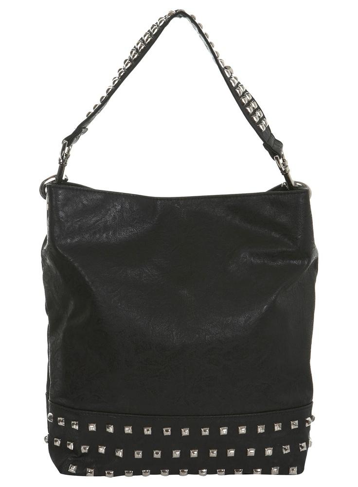 cheap studded purse