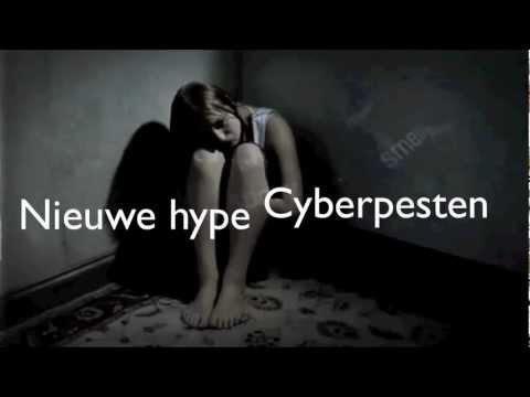 STOP CYBERPESTEN (door Aude en Veerle)