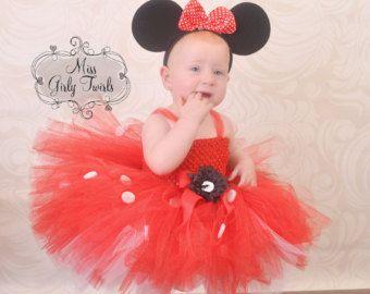Ähnliche Artikel wie Melanie Minnie Mouse Red and White Polka Dot Jumper Dress auf Etsy