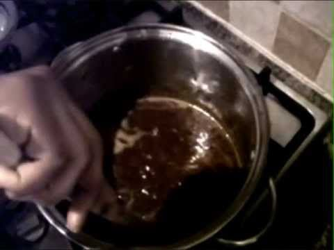 how to prepare chicken sauce in ghana