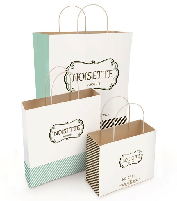 Noisette: Gourmet Coffee Shop/Bags