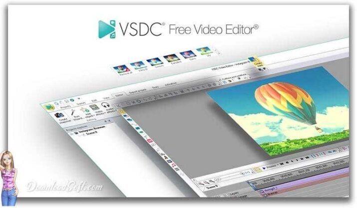 Descargar Vsdc Free Video Editor Editar Videos Y Audios Free Video Editing Software Video Editing Software Video Editor