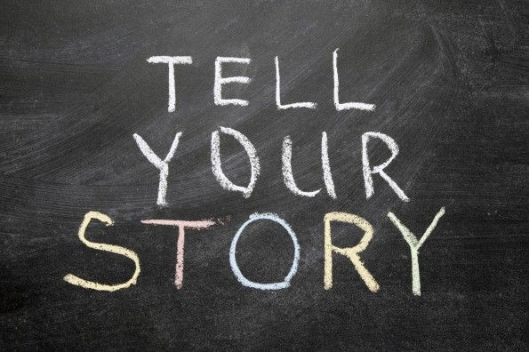 Tell your story and let your users tell their story!