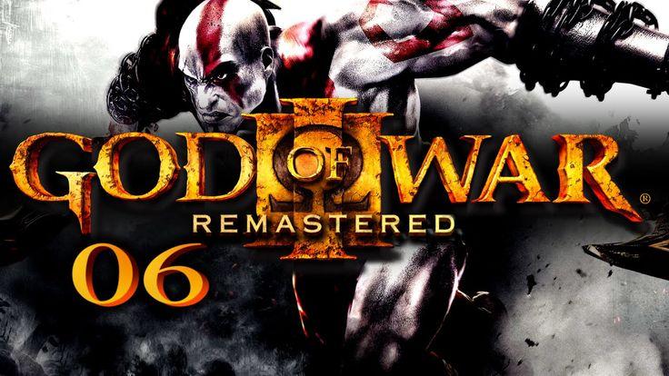 God of War III - Remastered (#6) Łańcuch Równowagi