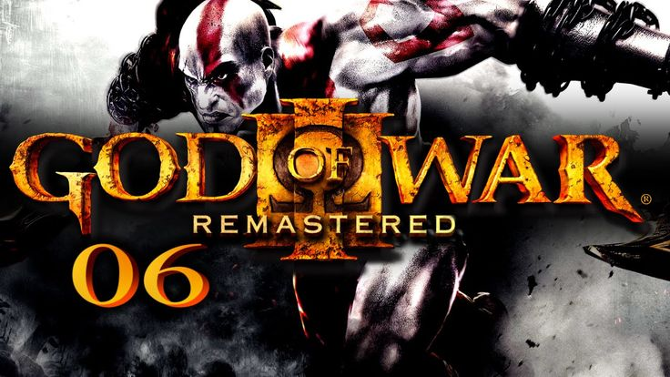 God of War III - Remastered (#6) Łańcuch Równowagi