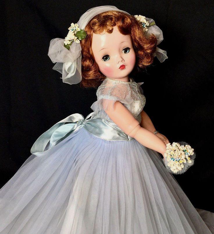 2553 Best Vintage Madame Alexander Dolls Images On